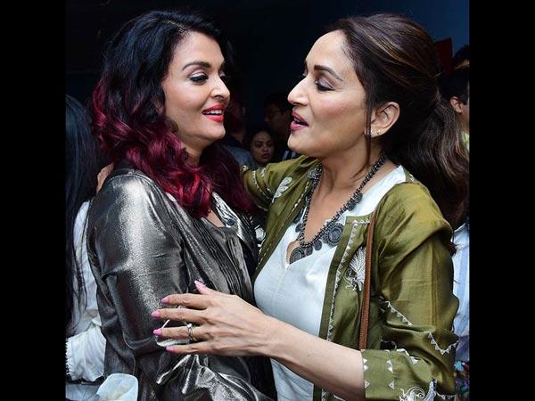 Aishwarya Rai & Madhuri Dixit Made It To The List