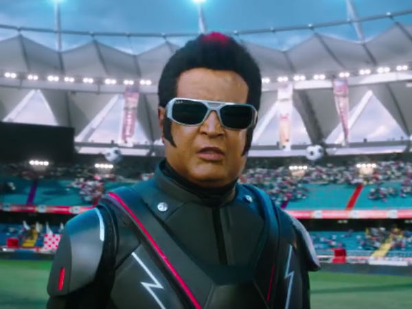 2.0 box office collection: Rajinikanth-Akshay Kumar starrer may become a 'flop'