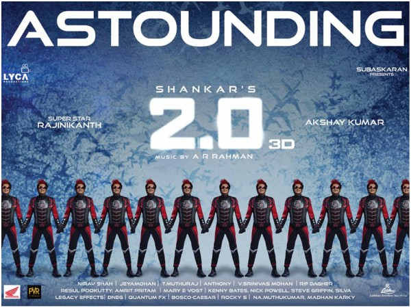 2 0 Is Set Create Yet Another Big Record After Taking The Box Office By Storm