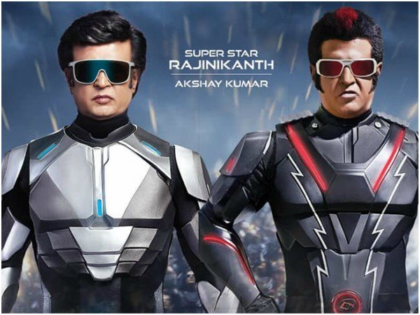 2 0 Box Office Collections Uk Becomes The Top Grossing South Indian Movie Of 2018
