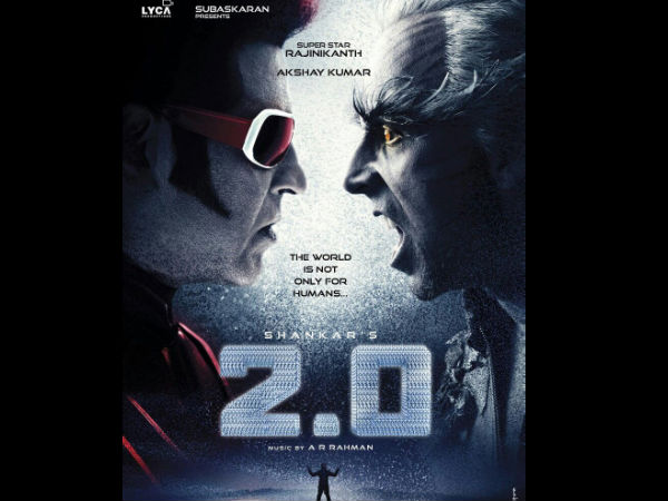 2.0 Box Office Collections(2 Weeks): Rajinikanth's Film Enters The Rs 20-Crore Club In Chennai