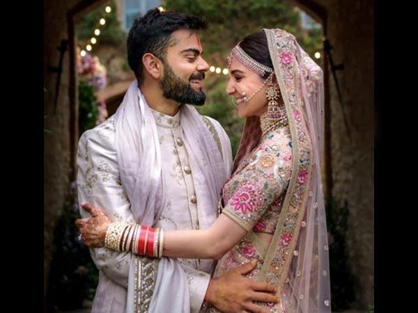 Anushka Sharma Virat Kohli Celebrate Wedding Anniversary In Gorgeous Location