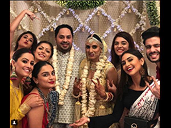 Additi Gupta & Kabir Chopra's Wedding: Meet The Bride Squad! (PICS)