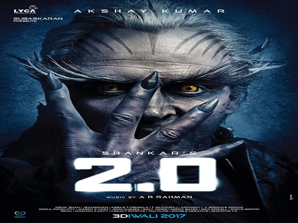 2.0 Box Office Collections Latest Update: Rajinikanth's Film Enters An Elite Club In The US!