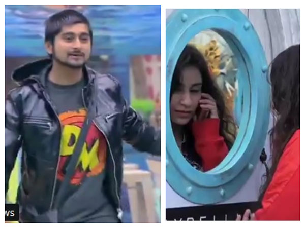 Deepak & Surbhi Given Secret Tasks