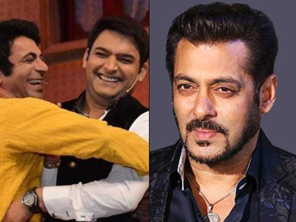 Sunil Grover REVEALS Salman Tried To Bring Him & Kapil Together! 'Time Will Tell, God Will Tell'