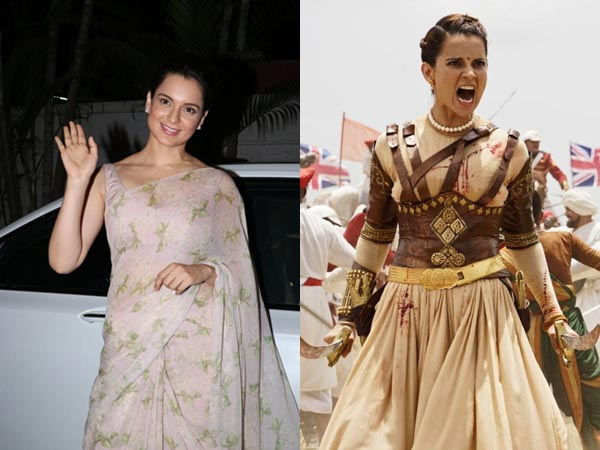 Manikarnika Trailer To Release Today; Kangana Ranaut Attends Film Promotion A Day Before