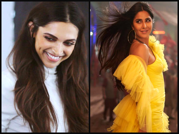 Deepika Padukone Talks About Katrina Kaif Attending Her Reception; Said THIS About Their Rivalry!
