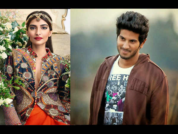 Sonam Kapoor Lands Dulquer Salmaan In Trouble With Her 'Weirdo' Driving Video!