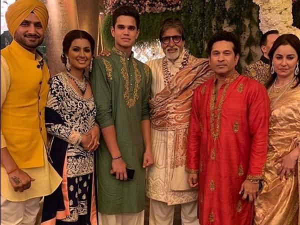 Inside Pictures From Isha Ambani & Anand Piramal's Wedding: Amitabh, Deepika, Ranveer Strike A Pose