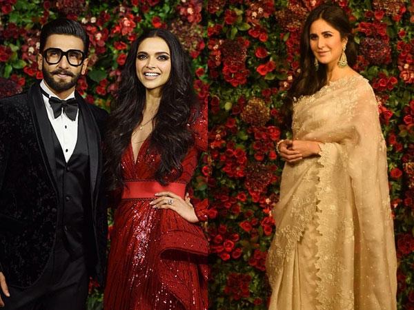 Katrina Kaif Reveals Why She Attended Ranveer Singh-Deepika Padukone's Wedding Reception!