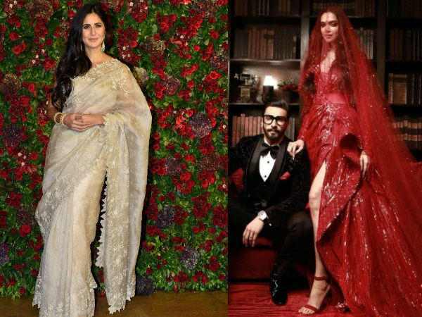 Katrina Kaif On Attending Deepika- Ranveer's Wedding Reception: 'Everybody Had A Really Nice Time'