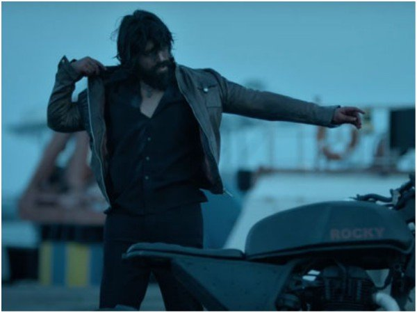 Rishab Shetty Praises Yashs Kgf And Calls It The El Dorado Of