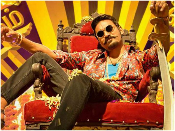 Maari 2 Trailer Dhanush Is Set Offer A Grand Entartainer