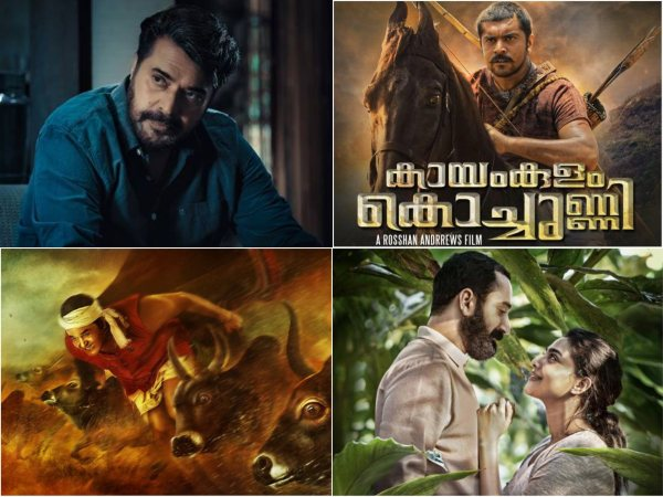 malayalam movies 2018 box office report biggest blockbusters hits of the year filmibeat