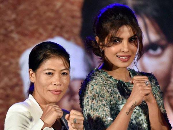 'Mary Kom Movie Makes Me Angry'- Mary Kom's Shocking Confession About Priyanka Chopra Starrer!