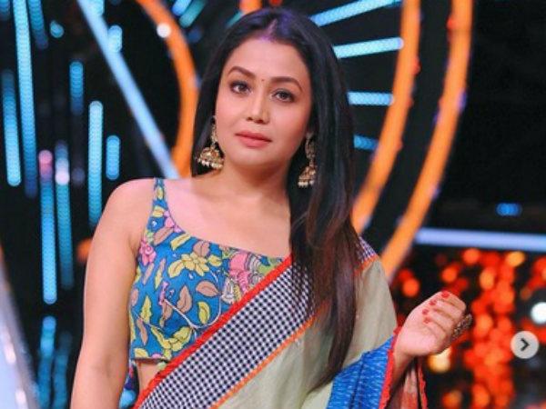 Post Break-up With Himansh Kohli, Neha Kakkar Breaks Down On Indian Idol 10 Sets!