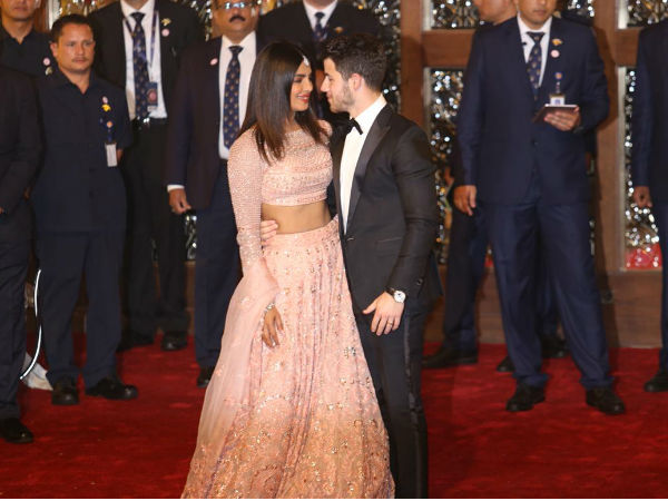 Nick Jonas & Priyanka Chopra Attend Isha Ambani & Anand Piramal's Wedding!