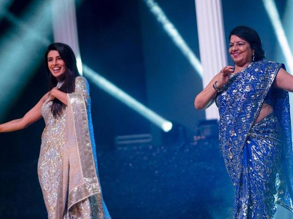 Inside Details: Priyanka Chopra & Her Mom Madhu Chopra Danced To This Song At Her Sangeet!