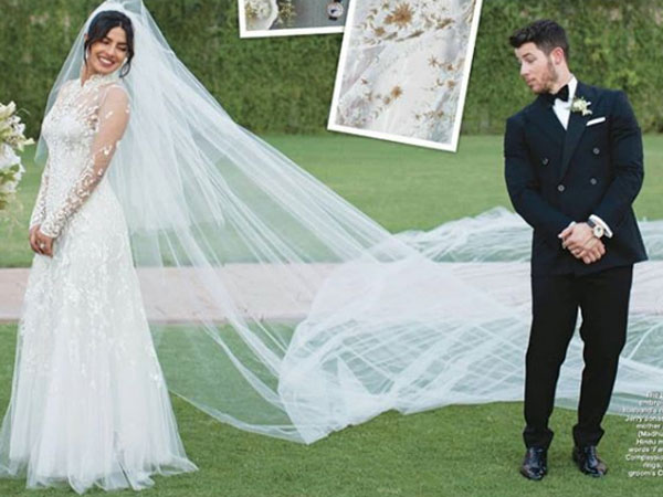 Priyanka's Most Special Moment From The Wedding