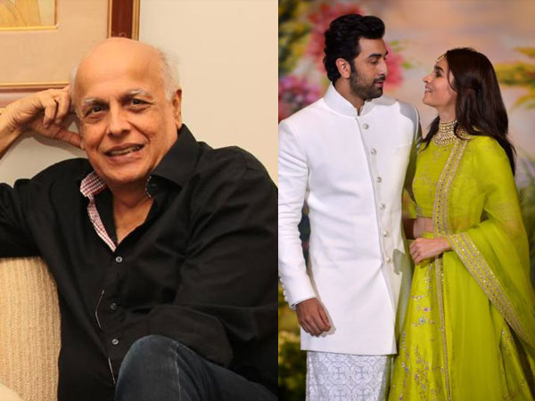 'Ranbir Kapoor- Alia Bhatt Are In Love, He Is A Great Guy': Mahesh Bhatt Reveals It All!