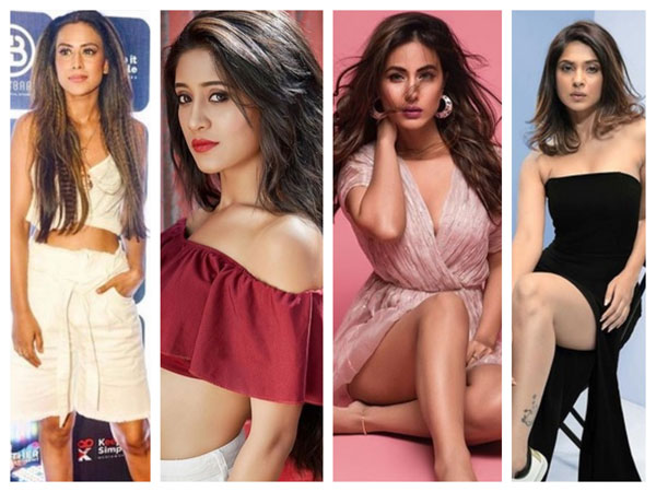 Nia Sharma, Shivangi Joshi, Hina Khan, Surbhi Chandna & Others In 50 Sexiest Asian Women 2018 List!