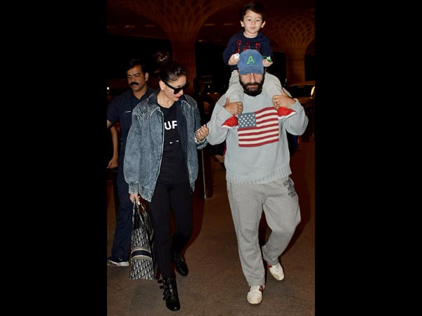 Taimur's Trip To South Africa: Saif Reveals His Son's B'day Plans Include 'Horse-Riding & Big Cats'!