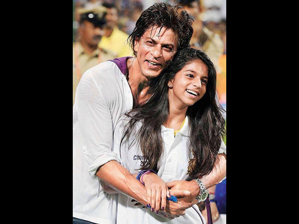 Shahrukh Khan Wants His Daughter Suhana To Do This Thing Before Making Her Bollywood Debut!