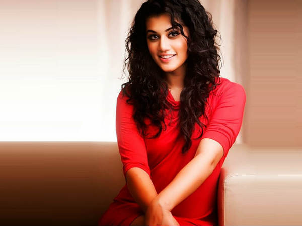 Taapsee Pannu's Epic Reply To A Tweet That Commented About Her Body Parts Goes Viral!