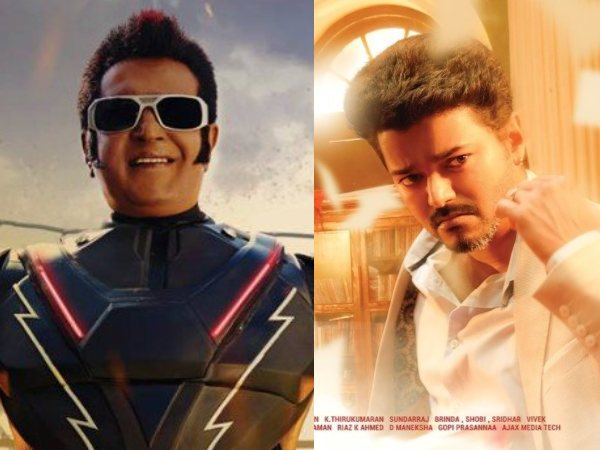 Tamil Movies Of 2018 That Went Past The 100-Crore Mark At