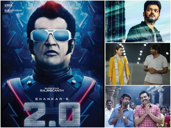 Tamil Movies 2018 Box Office Report: Biggest Blockbusters