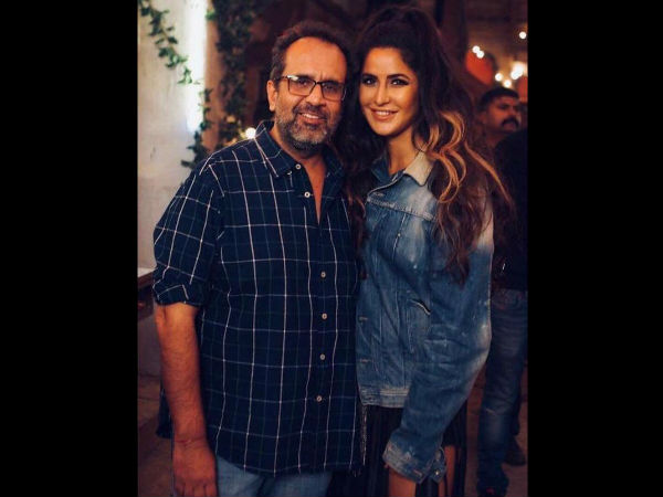 And.. Here's How Aanand L Rai Comforted Her..