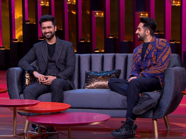 On Koffee With Karan 6 Ayuhsmann Khurana Reveals He's Doanted Sperms In Real Life Too!