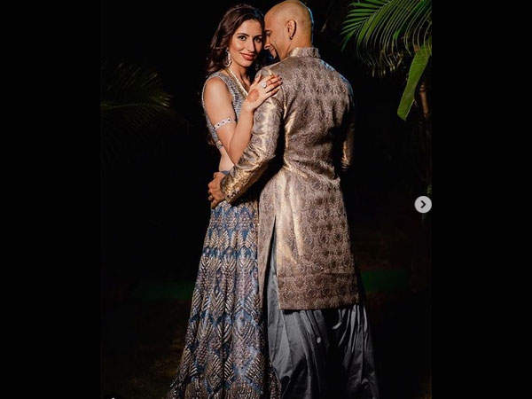 Raghu Ram & Natalie Di Luccio Are Too Much In Love, These Pictures From Sangeet Are The Proof!