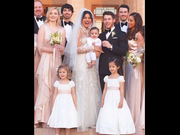 Priyanka & Nick Jonas' Christian Wedding Pictures Look So Elegant & Classy! View Here
