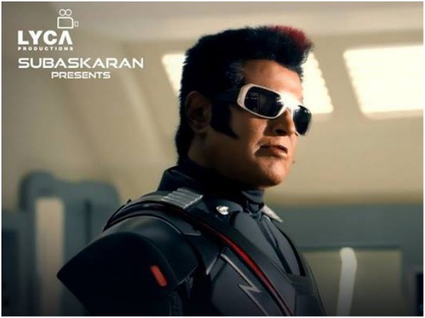 2.0 Box Office Collections (Tamil): Becomes The Second Film Of Rajinikanth To Achieve This!