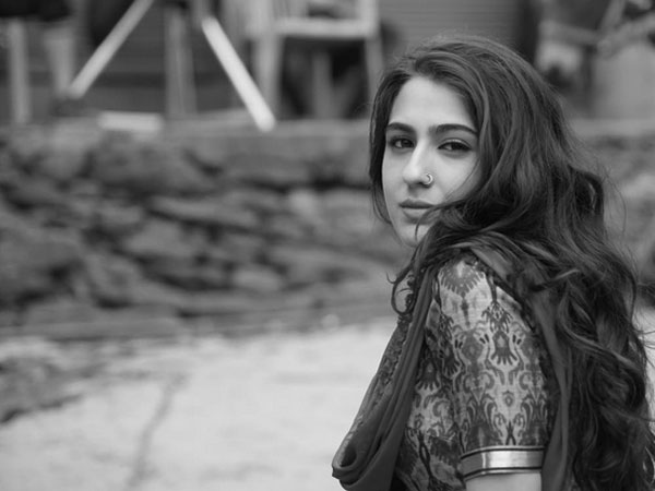 Sara Ali Khan: I Wanted To Earn My Identity, Not Just Get Clicked Everywhere