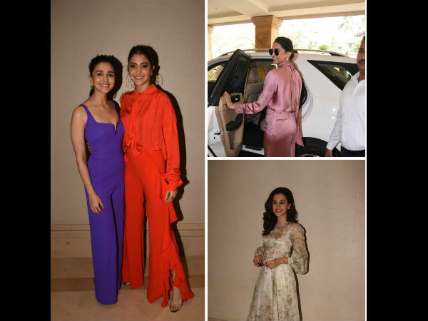 Alia Bhatt, Anushka Sharma & Deepika Padukone Wear Similar Outfits: Snapped Together At Event