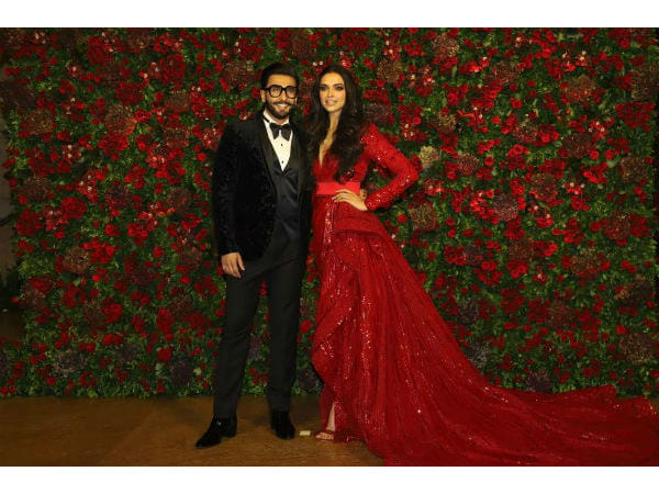 DeepVeer Honeymoon!