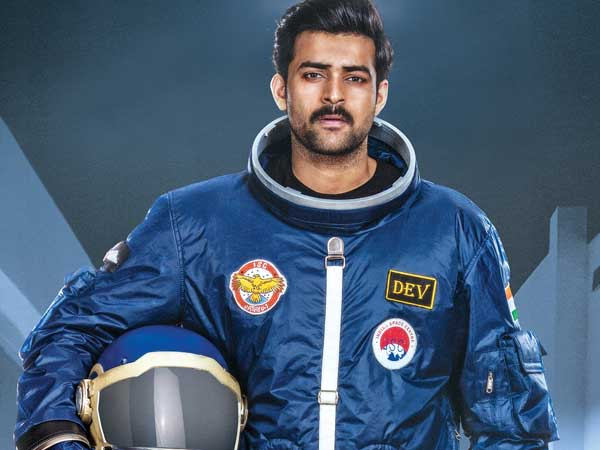 Antariksham 9000 KMPH Garners Extremely Good Reviews At The Censor Table