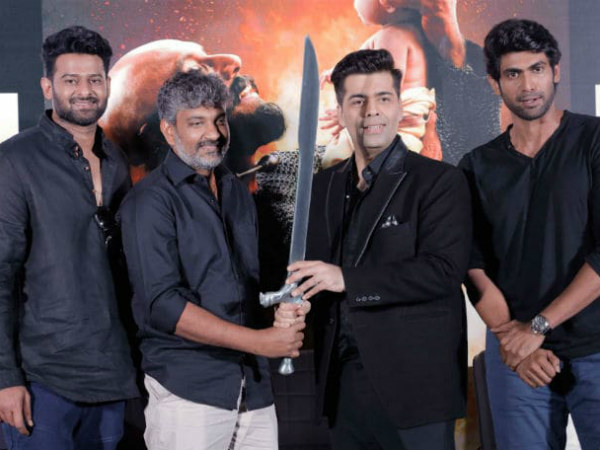 Baahubali Trio To Reveal Interesting Nuggets!