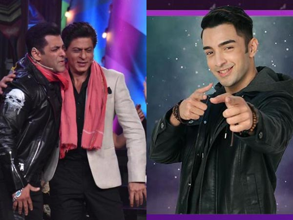 BB 12: Rohit Suchanti Eliminated; Double Ishqbaazi On Bigg Boss As Salman & SRK Are Back Together!