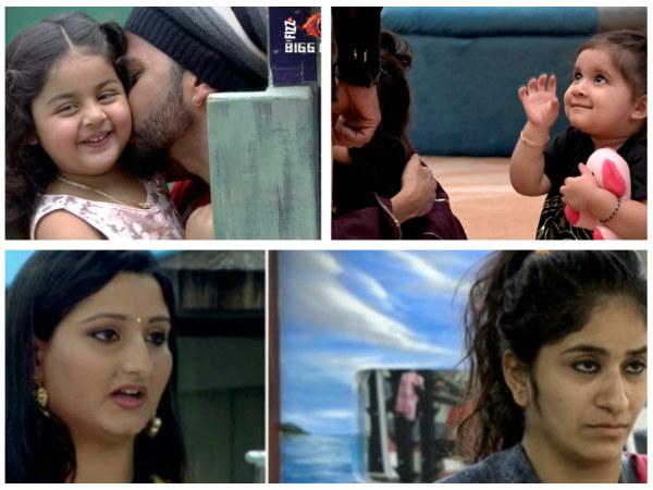 Bigg Boss 12: Sreesanth's Wife Lashes Out At Surbhi; Karanvir's Daughter Bella Steals The Show!