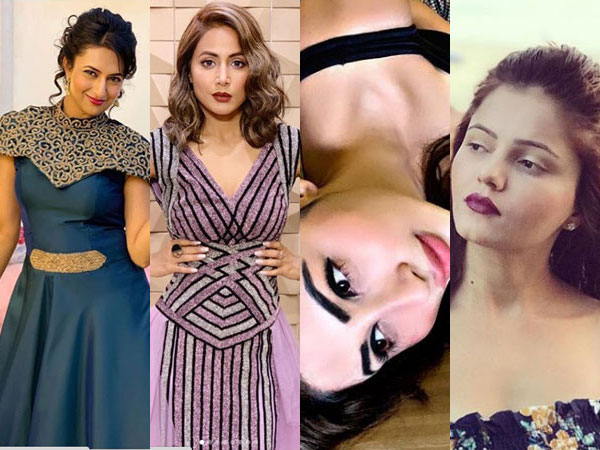From Hina Khan To Divyanka Tripathi, Television Actresses Who Ruled The Entertainment Realm In 2018!