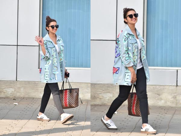 Coming Or Going, Parineeti?