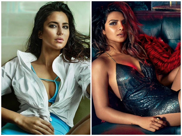 Katrina Kaif On Priyanka Chopra: She Is A Completely Different Person In A Different Place