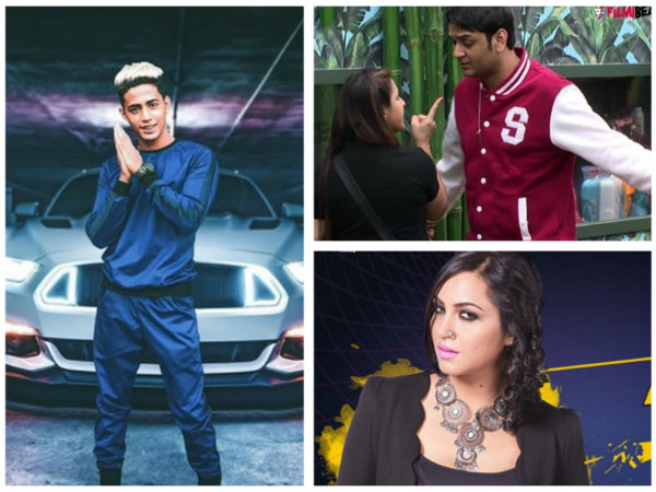 Danish Zehen's Death: Vikas Gives Befitting Reply To Shilpa; Arshi Says Vikas Used The News For TRP!