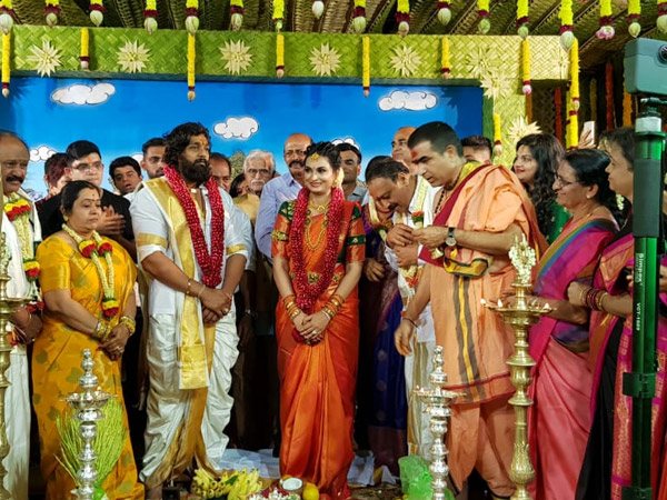 Dhruva Sarja Engagement Photos: The 'Action Prince' Gets Engaged, Darshan Attends The Ceremony