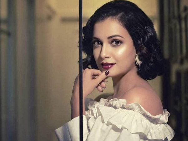 Happy Birthday Dia Mirza: The Actress Who Wooed The World With Her Dazzling Smile!