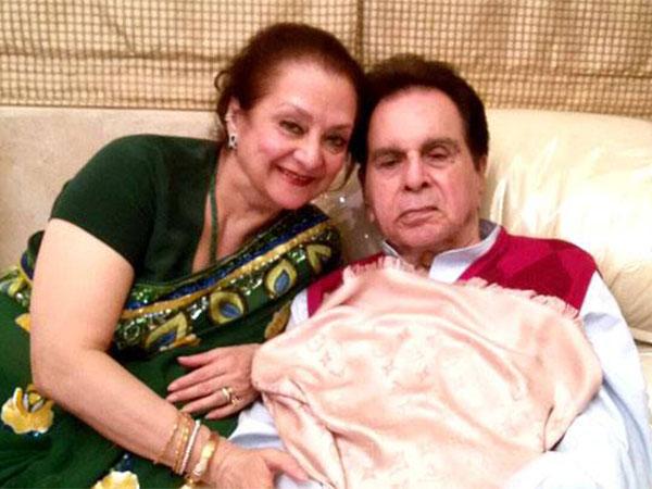 Dilip Kumar Celebrates His 96th Birthday With Wife Saira Banu & Close Friends!